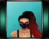 Rima mask purple