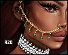 Gold // Emeralds L