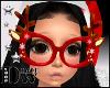 D- Santa's Glasses