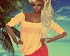 E! Sweater Orange =)