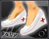 Wedge Heels .m. [nurse]