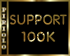 Support Sticker 100K