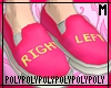 Left/Right Pink