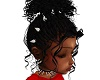 kids Wakanda hair spikes