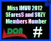 Miss imvu 2012 # (30)