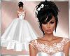 White Holidey Dress