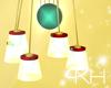 Christmas Ballroom Lamp