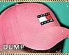 CAP :: PINK TOMMY