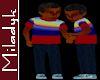 MLK R&R BBoy Twins Pets