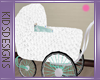 GIRL BABY CARRIAGE