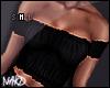 ✦ Bardot Top M