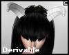 Obsidian Horns Derivable