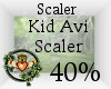 Kid Avi Scaler 40%