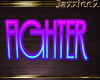 J2 Fighter Neon Sign