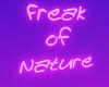 Freak of Nature | Neon