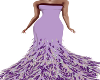 Fae Gown-Lilac