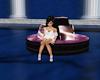 Angel round sofa