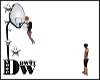 D- Basketball Game