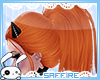 Fox Flame Celie Hair