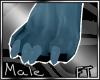 (M)Blu Fur Paws 2 [FT]