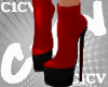 RED BOOTS//