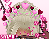 Heart Hairband
