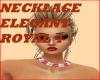 NECKLACE ELEGANT ROYAL 4