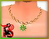 TS Emerald Petal Pendant