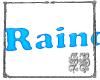 SB Raindoras Sign