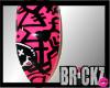 -B- Bomb Pink
