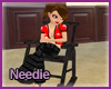 Black Rocking Chair anim