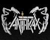 3D Anthrax Sign