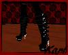 Sexy Elvira Knee Boot