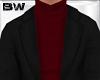 Black Red Turtle Suit