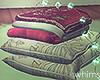 Holiday Snow Pillows