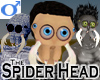 Spider Head -Mens