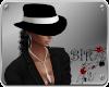 [BIR]Black & White Hat
