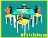 SpongeBobSP Kids' Table