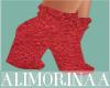 *A* Xmas Red Socks