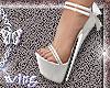Mariah Pumps white
