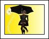 Avatar Umbrella + Cat