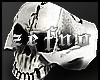 乙 Skull ring