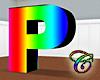 Rainbow P Animated