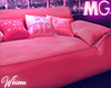 MG Burn Book Pink Couch