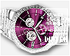 Purple Opulence Watch