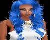 Bright Blue Alicia