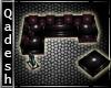 !Q! China Twilight Couch