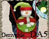 (A) Snowman Bag M