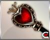*SC-Queens Heart Sceptre