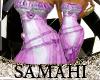 {S} Solei Dress pink